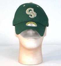 New Era Colorado State Rams Green Fitted Baseball Cap Hat Mens Sizes NWT