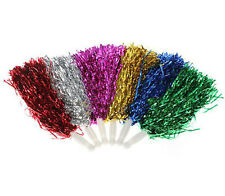 Hot Sale! High Qaulity Sports Cheerleader Party Favors Flower Ball Pom Poms ODCA