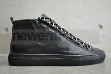 Balenciaga 'Arena' High Top Sneakers - Black