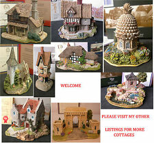 LILLIPUT LANE COTTAGES,LOTS TO CHOOSE FROM ALL BOXED