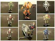 halo action figures choose which 1 you would like, elite officer master chief