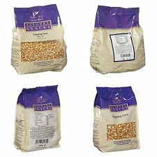 Premium Quality Factory Sealed Popcorn Popping Corn Kernels - Great For Movies