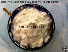 Whipped Lotion/Butter Bourbon Vanilla Scented Natural Organic 2 Sizes Unisex