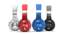BLUEDIO H+ Bluetooth 4.1 Stereo Headphones FM/Mic/Over-ear /Micro-SD Headset