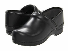 Women's Dansko Professional XP Ebony Pull-Up Casual Clogs 3906500202 Sz 37-42