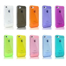 I phone 5/5s Transparent cases many color to choose from !!! CHEAP !!!