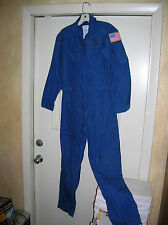 COAST GUARD COVERALLS NAVY NOMEX FLIGHT SUIT CWU/73P ROYAL BLUE 13 SIZES NEW