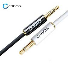 3.5mm Male to M Aux Auxiliary Stereo Headset Audio Cable for iPod MP3 PC CAR TV