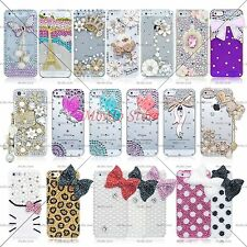 Luxury 3D Diamond Crystal Cute Handmade Design Case Cover for Apple iPhone 5/5S