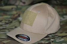 Cappello softair Flexifit tactical cap tan hat velcro military softair pmc sf pj