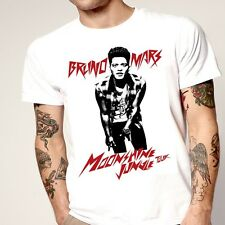 Rock, RNB, Bruno Mars T-shirt, concert,  moonshine jungle tour, unisex, tank top