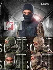 HIGHLANDER NOMAD Balaclava Ninja Head Tube Face Mask Kryptek style Neck Scarf