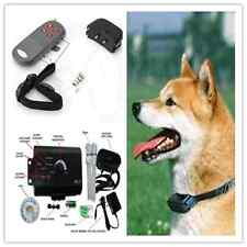 Pet Dog Hidden Yard Electric Fence System Train Remote Collar 4 in 1 Traning