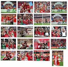 Arsenal FC - FA Cup Winners 2014 - A4/A3  Photo Print Selection