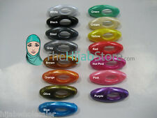 New High Quality Japan Safety Hijab Pin- Choose Your Color-Candy Color-Marble