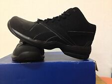 REEBOK BUCKETS VII NEW WITH BOX MULTIPLE MENS SIZES BLACK STYLE J90403