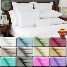 4 PIECE BED SHEET SET DEEP POCKET 1800 COUNT-  King - Queen - Full- Twin * Sale*