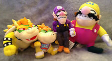 New Super Mario Bros enemigo Plush Set De Juguetes-elegir individuales O Set Completo