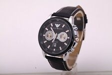 MEN WATCHES NEW LUXURY FASHION LEATHER STRAP BUSINESS WATCHES AUTO DATE DISPLAY