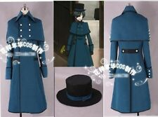 Japanese Anime Black Butler Master Shire Party Cosplay Costumes