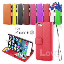 iPhone 6 Case For Apple Wallet Leather6 Plus Card Pouch Slot Cover