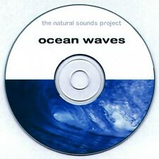 OCEAN SEA BEACH SOUNDS CDS - BUY 2 GET 1 FREE! THERAPY, REIKI, SALON, SPA, SLEEP