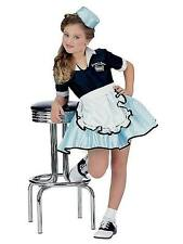 Girl's 1950s Car Hop Costume