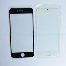 """LCD Front Outer Screen Glass Lens Cover Replacement For iPhone 6 4.7"""" &  5.5"""""""