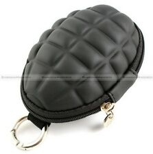 Fashion Rare Grenade Shape Mens Womens Coin Wallet Key Purse