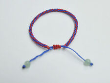 Braided Lucky Rope/ Cord Adjustable Bracelet Select Colors