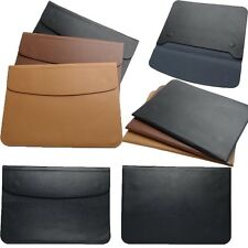 "Luxury PU Leather Bag Case Cover for Macbook  Air 11"" 13""&Pro 13"" 15"" Retina"
