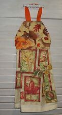 Pheasants Bobwhites Turkey Game Birds Hunting Hanging Oven Kitchen Towel HCF&D