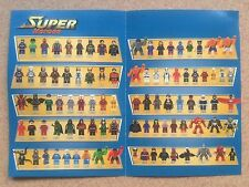 All Decool Custom Super Heroes Marvel  Minifigures Without Box #2