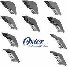 OSTER Universal Clipper Blade Snap On Attachment Guide,Clip On,Guard,Comb ,A5,76