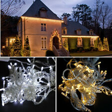 30m 300 Led Bulbs Christmas Tree Fairy Party String Lights Waterproof Xmas Decor