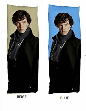 Benedict Cumberbatch Sherlock Holmes Body Hugging Pillow Case Cover (Dakimakura)