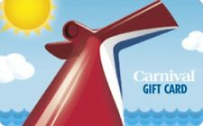 Carnival Cruise Lines Gift Card - Email Delivery
