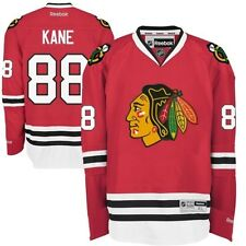 Patrick Kane # 88 Reebok Chicago Blackhawks Premier Stitched Youth NHL Jersey