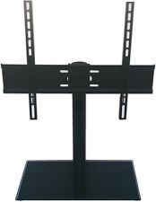 Table Top TV Stand Swivel Universal Replacement Tabletop TV Base Stand Mount