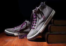 High Top Breathable Dance Canvas Casual Side Zipper Sneakers Lace Up Mens Shoes