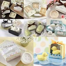 Creative Handmade Mini Bath Organic Soap Novelty Love Wedding Party Gift Favours