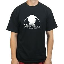 Sherlock Cumberbatch Mind Palace T-shirt PR90