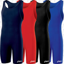 Asics JT200 Youth or  Adult  Wrestling Singlets, All Sizes, 4 Colors Available!