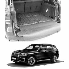 BMW X5 genuine black 7mm rubber car boot cover load liner dog mat tailgate guard