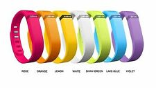 1 PC L Band Made for Fitbit Flex Bracelet Multi-color+ Clasp NO Tracker