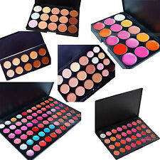 Top 10 15 20 32 66 Colors Makeup Gloss Lip Lipstick Blush Concealer Palette Tool