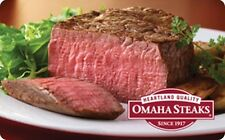 Omaha Steaks Gift Card - Email delivery only