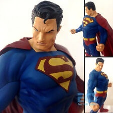 Action Superman for Tomorrow DC Comics 1/6 Statue Figure Man of Steel Crazy Toys