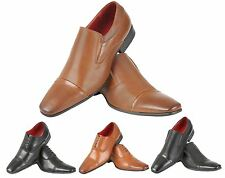 Men Leather Lined Formal Office Casual Wedding Shoes Party Dress Boys Shoe Size