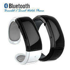 The Latest Mobile Phone Bluetooth Bracelet Wrist Smart Watch For Iphone Samsung